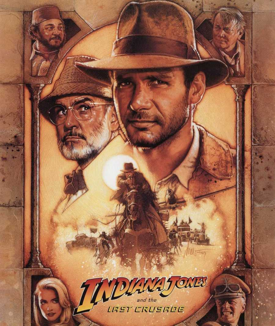 "In 1990, ""Indiana Jones and The Last Crusade"" won the Oscar for Best Sound Effects Editing."