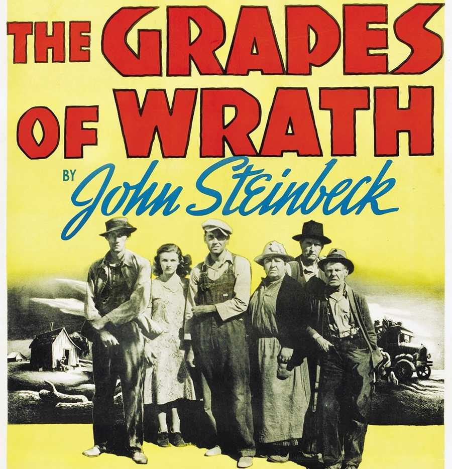 "In 1940, ""The Grapes Of Wrath"" won Oscars for Best Supporting Actress and Best Director."