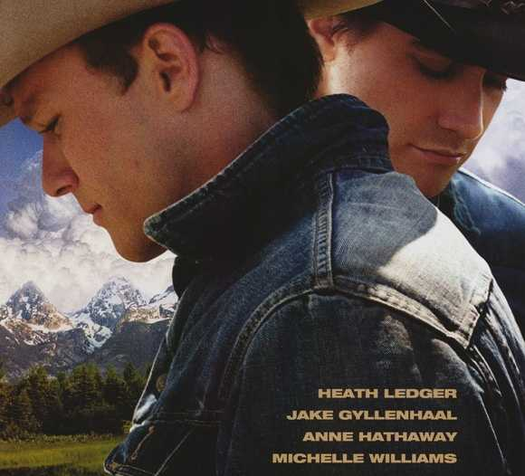 "In 2006, ""Brokeback Mountain"" won Oscars for Best Director, Best Achievement in Music and Best Adapted Screenplay."