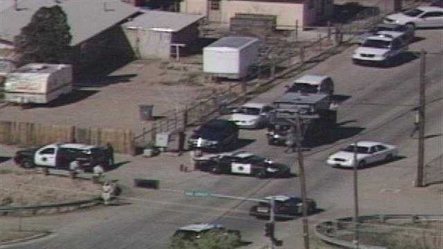 SWAT Situation Leads To School Lockdowns