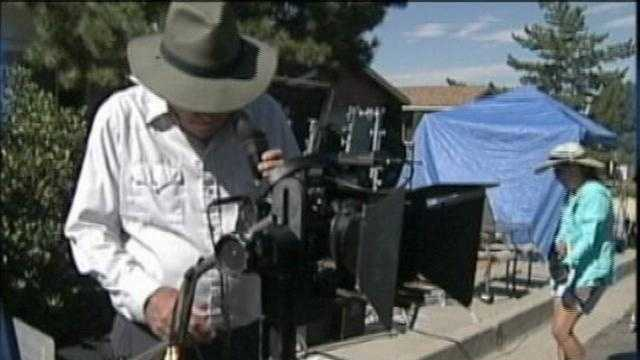 Lone Ranger To Film In New Mexico - 30211998