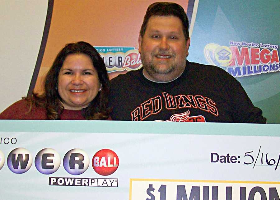 11. Andrew Torn won $1 million playing Powerball