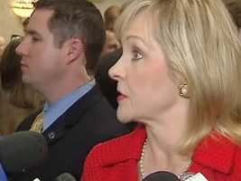 KOCO Eyewitness News 5's Wendell Edwards talks to Oklahoma Gov. Mary Fallin about the GOP Primary.