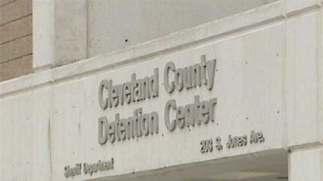 New Cleveland County Jail To Open - 30313261