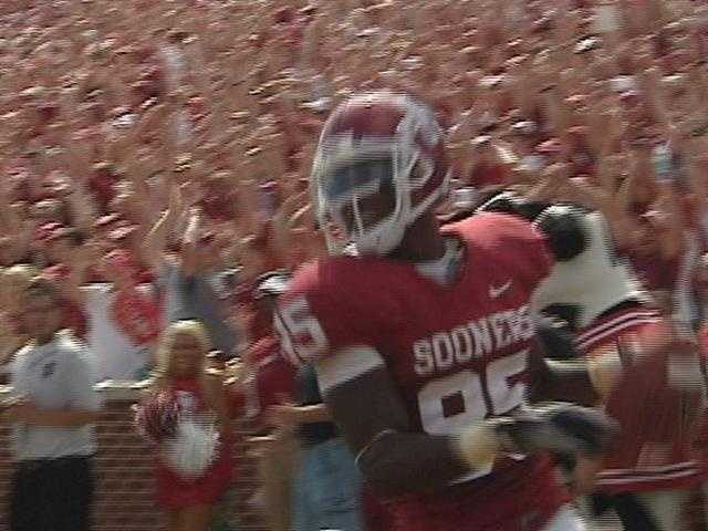 OU's Landry Jones and Ryan Broyles along with OSU's Brandon Weeden and Justin Blackmon have been nominated for one of the nation's most prestigious honors.