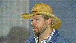 Born in Clinton and raised in Moore, Toby Keith is a huge country star and an ardent Oklahoma Sooners supporter.