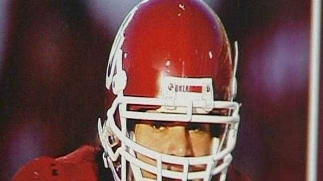 OU football star, Austin Box, died May 19 at a home in El Reno.