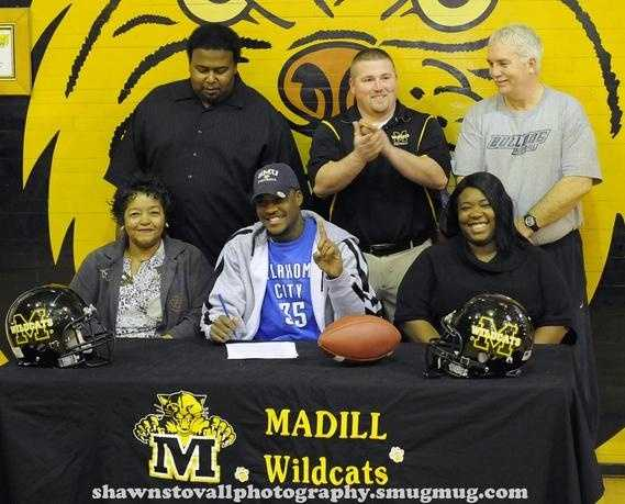 Darryl Fields Signs with SMU