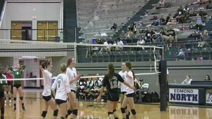Edmond North Volleyball