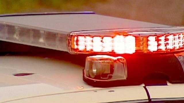 Police lights daytime generic