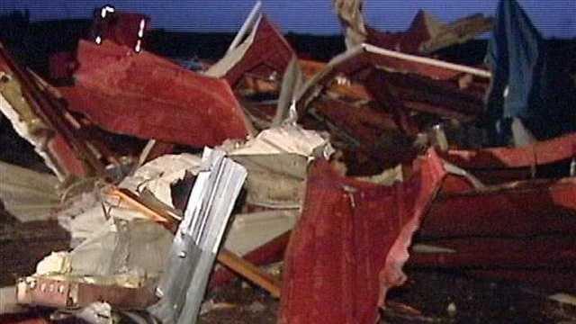 Medford damage