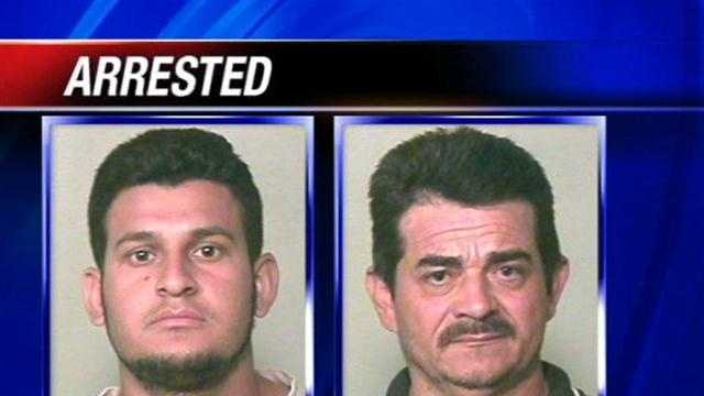 Two Oklahoma City police officers made a big cocaine bust and arrested two people in April.