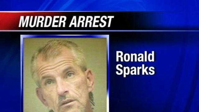 Edmond police arrested Ronald Sparks for allegedly killing his 89-year-old great aunt.
