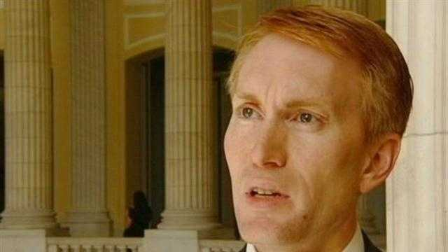 Assertions from a website that suggest U.S. Rep. James Lankford believes gays should be fired for being gay have resulted in threats against the congressman, Lankford says.
