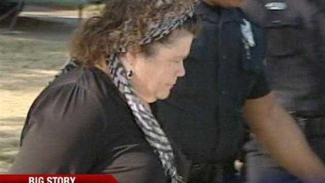 Former McCloud teacher in court