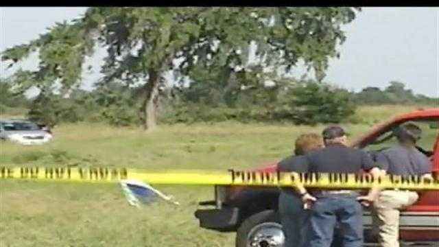 One person died after a homemade aircraft crashed Saturday.