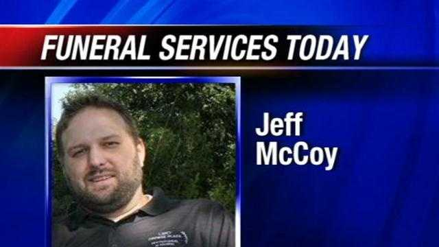 An Oklahoma parole officer who was shot to death will be laid to rest Wednesday.