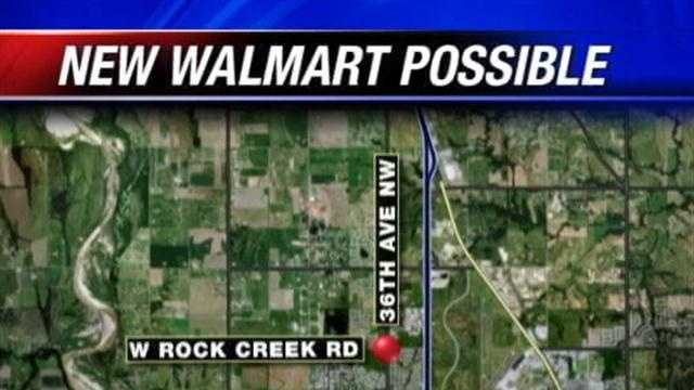 A third Walmart is coming to Norman and some residents aren't happy about it.