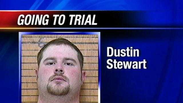 A Grady County judge decided Wednesday that there is enough evidence for Dustin Stewart to stand trial on a first-degree murder charge. KOCO Eyewitness News 5's Naveen Dhaliwal has the details.