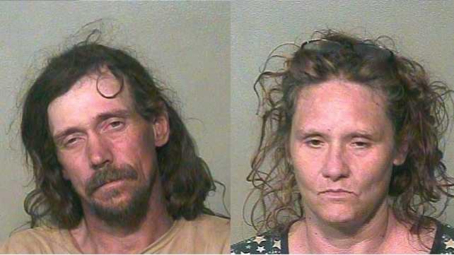 Robert Allen Smith, 35, and Larinda Austin, 47