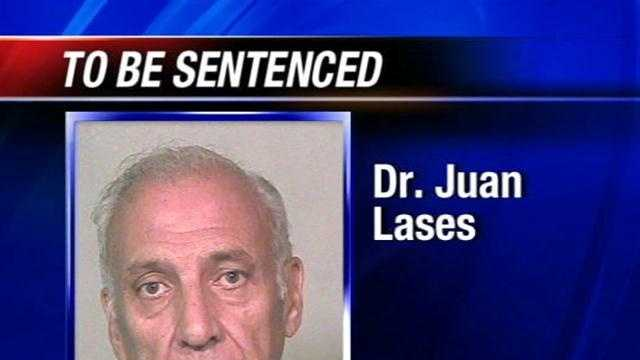 A doctor charged in a sexual battery case will soon learn his fate.