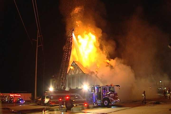 Stratford House Inn fire