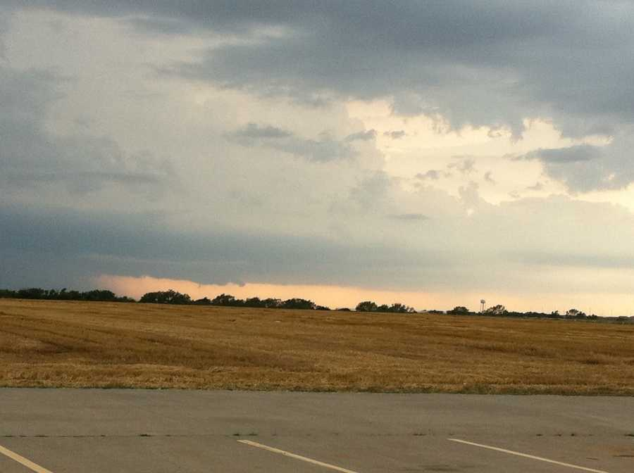 KOCO Eyewitness News 5's Carla Wade spent the afternoon focused on the El Reno area.