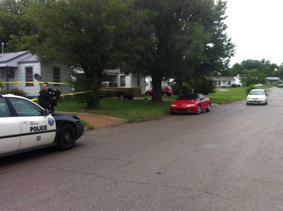 The Oklahoma state medical examiner has yet to determine a cause of death.