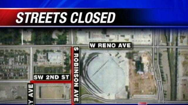 There are several street closures Oklahoma City residents will want to know about the next couple of weeks.