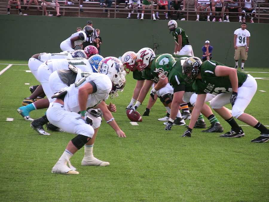 The different helmets, the unfamiliar team of all-stars across from you. Trench war will be more intense than before.