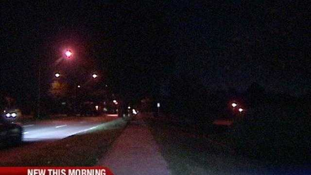 A man is recovering Monday after a Sunday night shooting that police are continuing to investigate.