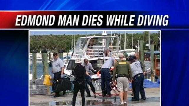 Authorities with the Coast Guard in Miami said Eddie Fisher, 62, went on a diving trip Thursday morning at Lake Worth Inlet and never resurfaced.