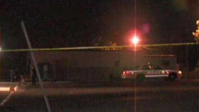 Police in Tulsa are investigating a shooting that happened near a school.