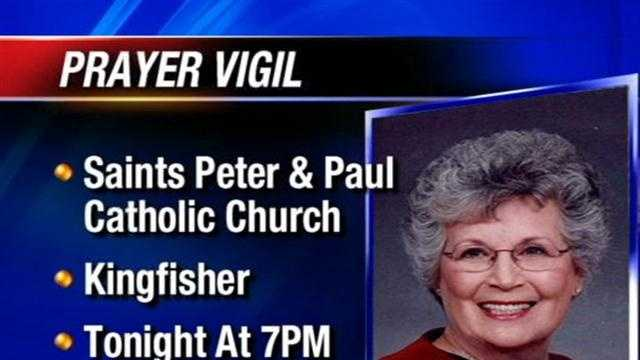 Family and friends will join together to pray for the safe return of their loved one Friday.
