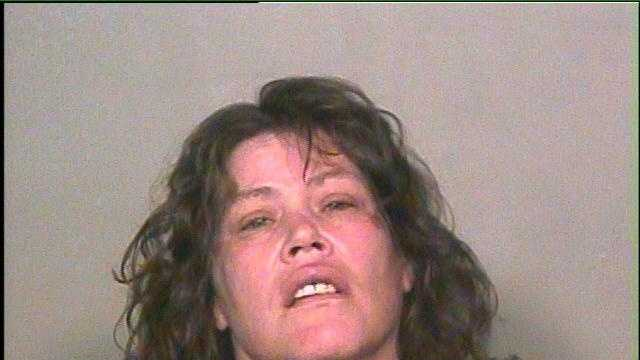 Vickie Beyersdorfer, 50, was arrested after she played a tambourine inside a church and refused to leave, according to the Oklahoma County Sheriff's Office. Click here to read more.