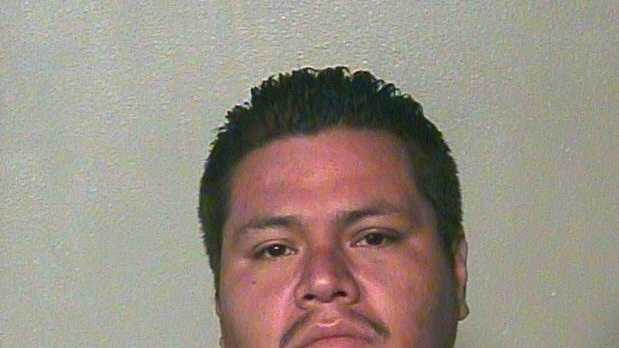 Abel Castillo Cardoza Jr., 28, was arrested on suspicion of driving drunk with his 2-year-old daughter in the front seat. Click here to read that story.