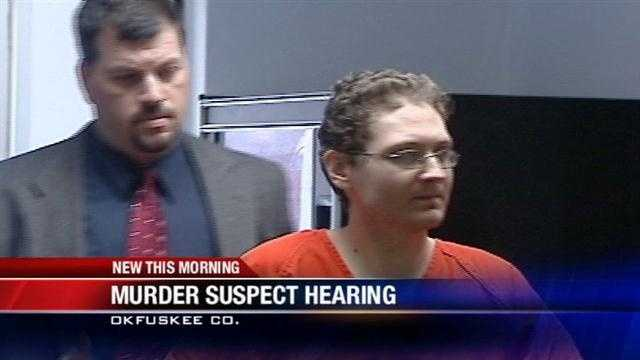 Kevin Sweat in court