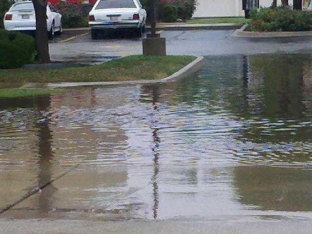 Chickasha has gotten 1.89 inches of rain so far in July, according to the Oklahoma Mesonet.