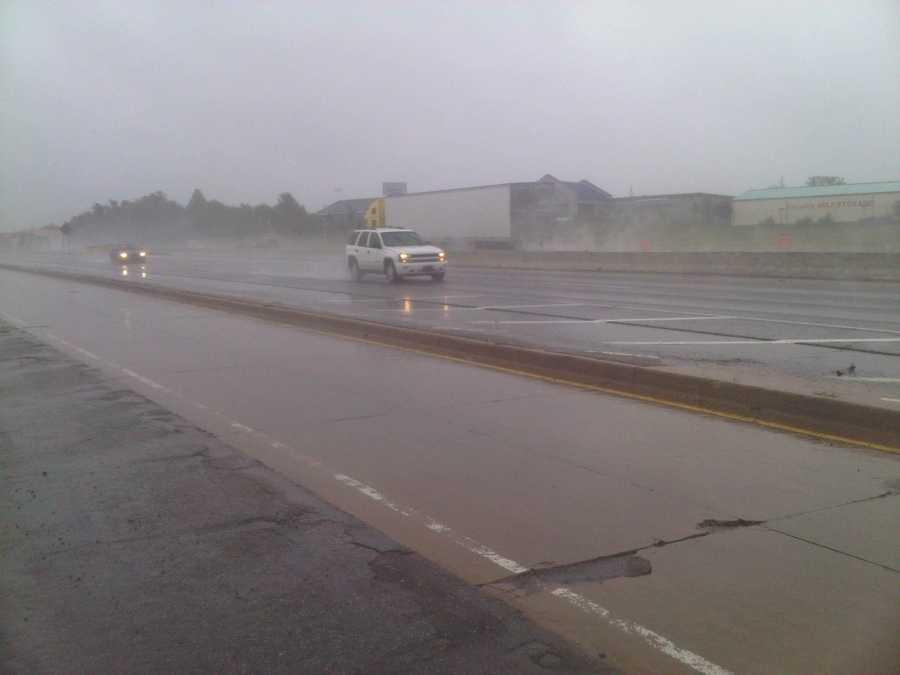 Oklahoma City (East) has gotten .29 inches of rain so far in July, according to the Oklahoma Mesonet.