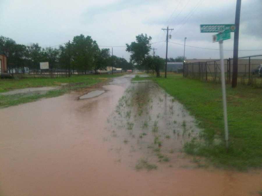 Oklahoma City (North) has gotten .64 inches of rain so far in July, according to the Oklahoma Mesonet.