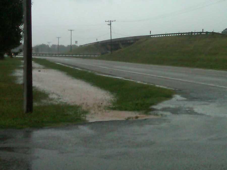 Oklahoma City (West) has gotten .27 inches of rain so far in July, according to the Oklahoma Mesonet.