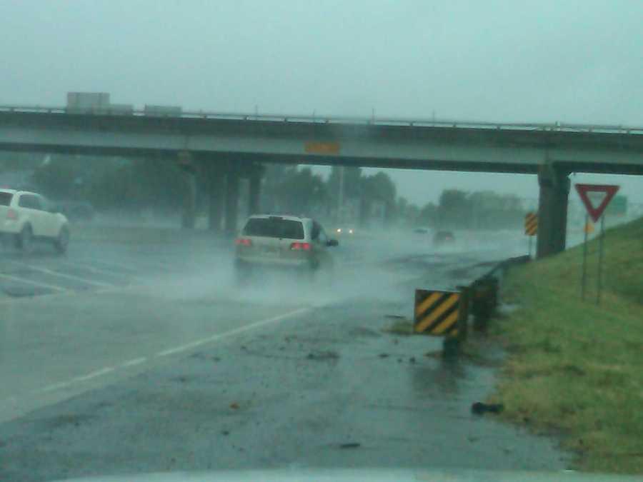 Okemah has gotten .08 inches of rain so far in July, according to the Oklahoma Mesonet.