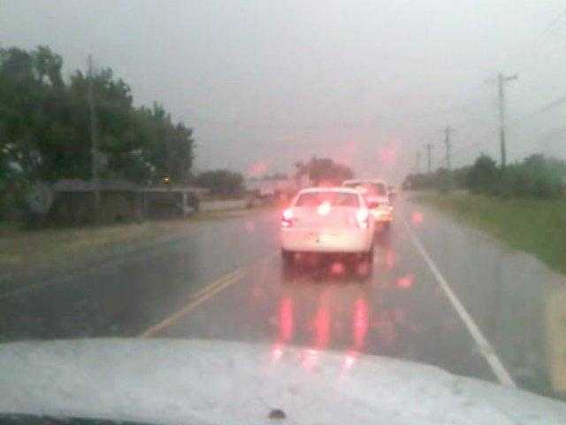 Perkins has gotten .19 inches of rain so far in July, according to the Oklahoma Mesonet.