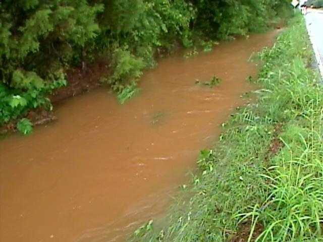 Stillwater has gotten no rain so far in July, according to the Oklahoma Mesonet.