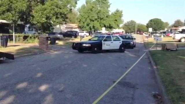Oklahoma City police are investigating a suspicious death Monday.