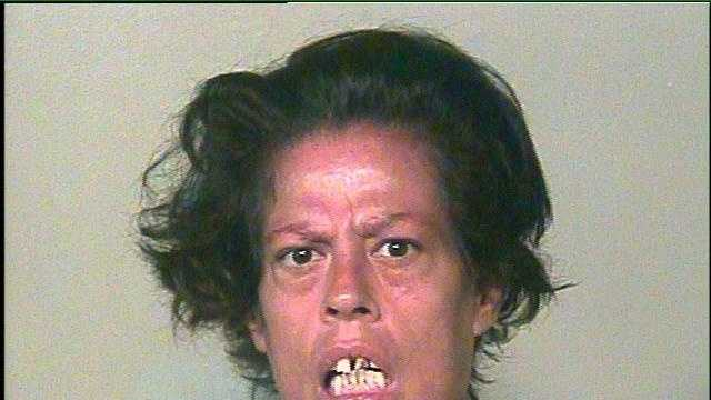 Sharon Joyce Ramirez, 44, was arrested for allegedly walking near a school wearing nothing but a pair of panties. Click here for more.