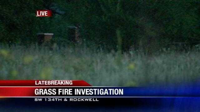 OKC property burns for second time in four months
