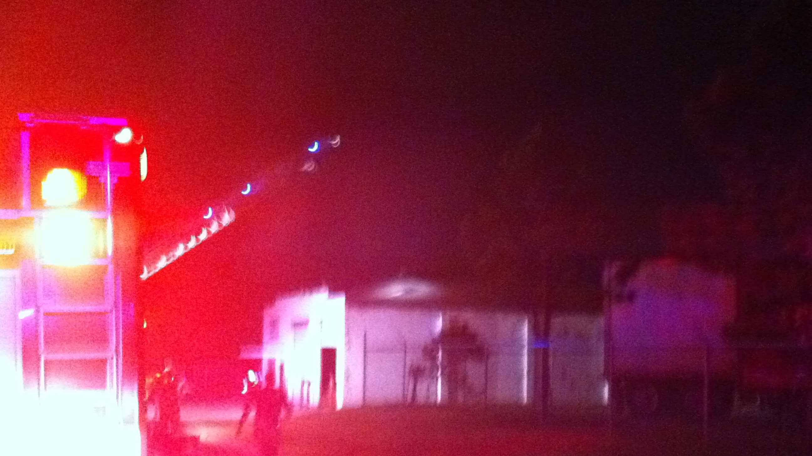 Jesus House warehouse fire.JPG