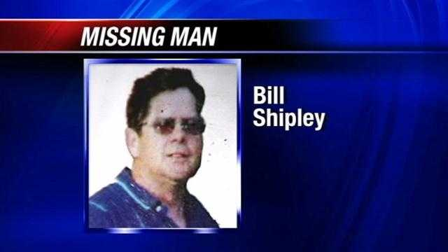 The McClain County Sheriff confirmed that a truck belonging to Bill Shipley had been found.