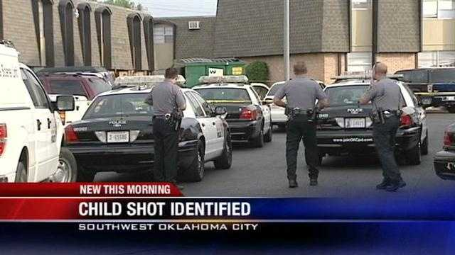 Child ID'd, death by fatal gunshot under investigation